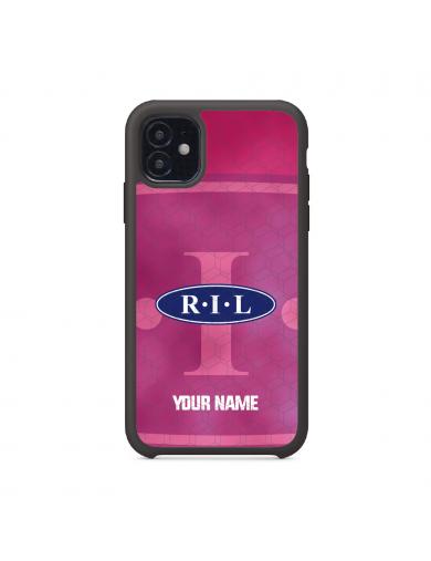 Ranheim FC Logo Rosa + ditt...