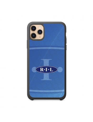 Ranheim FC Logo lyseblå deksel