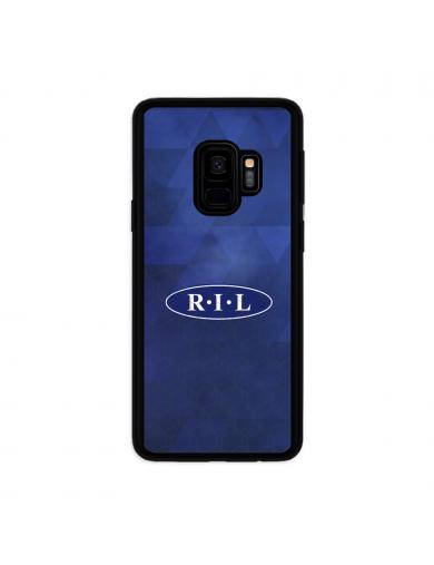 Ranheim FC Logo blå deksel